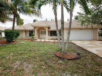 5111 Nw 81st Ter Coral Springs FL  Rental Home