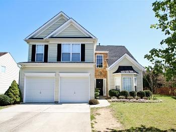 6139 Roseway Ct Harrisburg NC Rental House