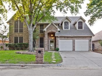 1217 Whispering Trl Dallas TX House Rental