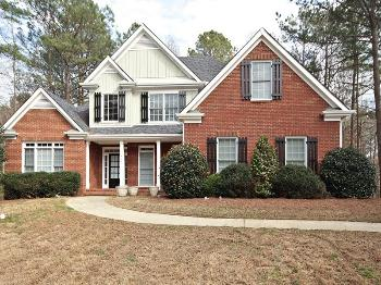 413 Sunflower Rdg Canton GA  Rental Home