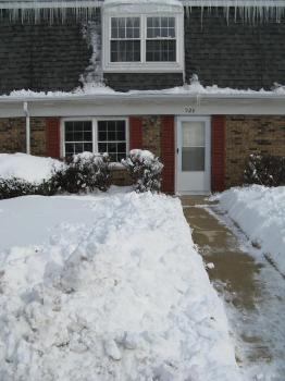 Townhouse for Rent in Streamwood