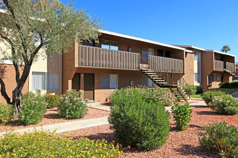 Image of Capistrano Apartments at 2929 E 6th St Tucson AZ