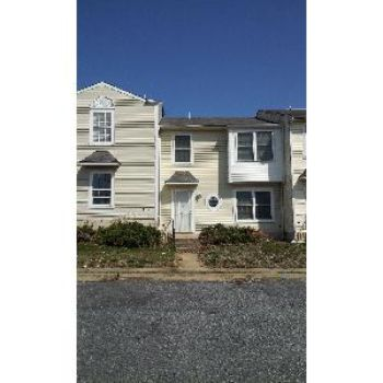 Townhouse for Rent in Capitol Heights
